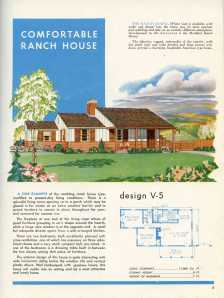 Comfortable Ranch - Design V-5