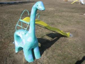 Dinosaur Slide