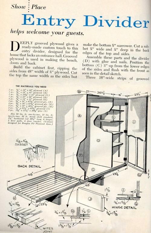 Entryway Divider 1