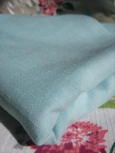 Robin's Egg Blue Linen